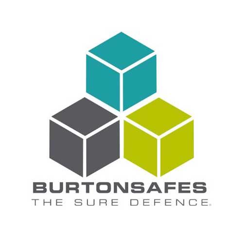 NAEP Commercial Partner - Burton Safes