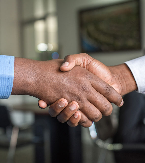 Cera handshake