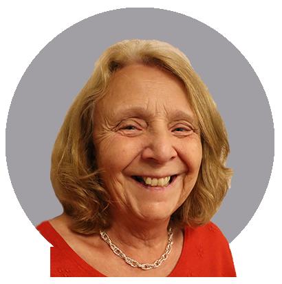 Anita Rush - South East Regional Chair