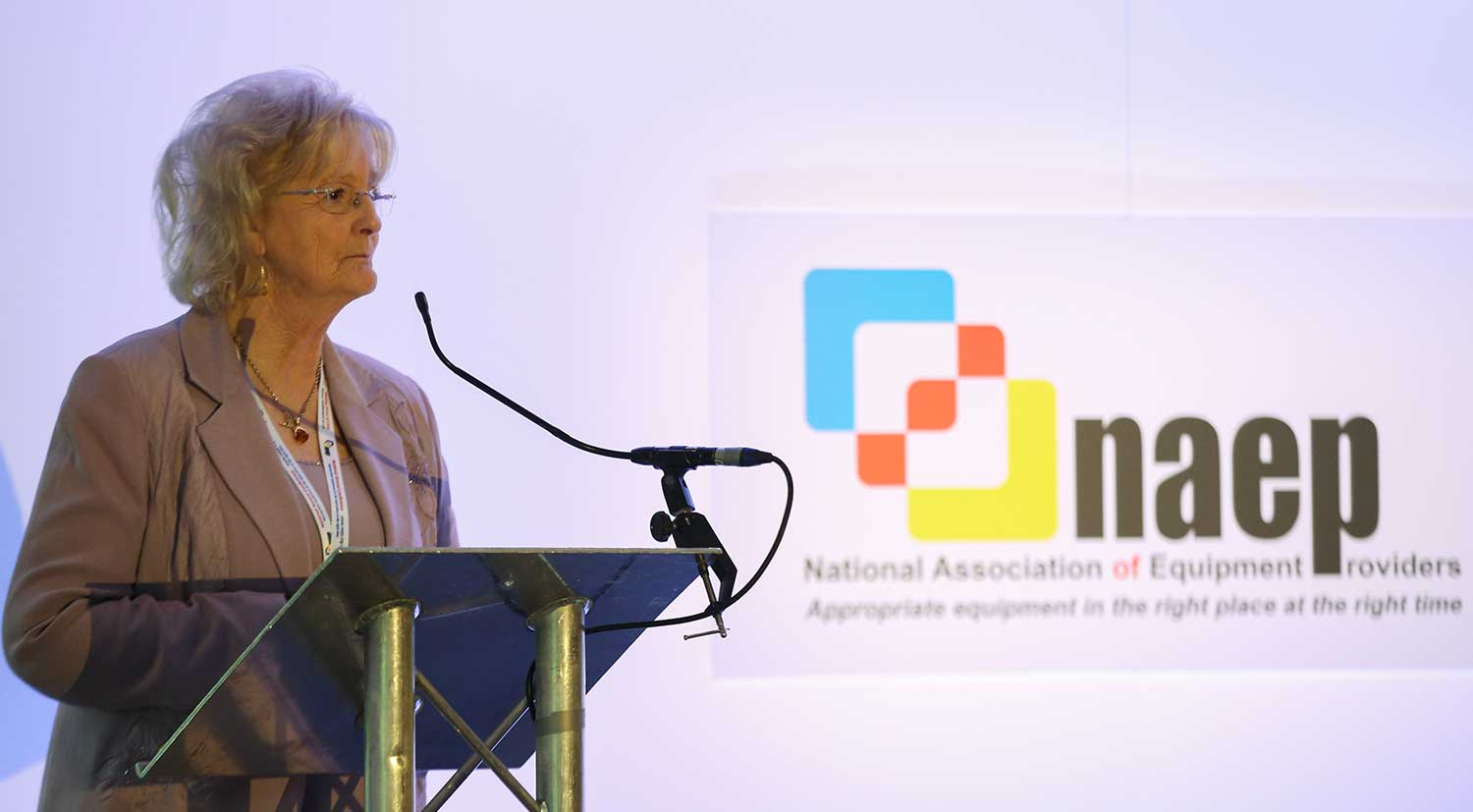 NAEP Conference - Jean Hutfield