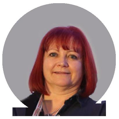 Katie Cunningham - North East & Yorkshire Regional Chair