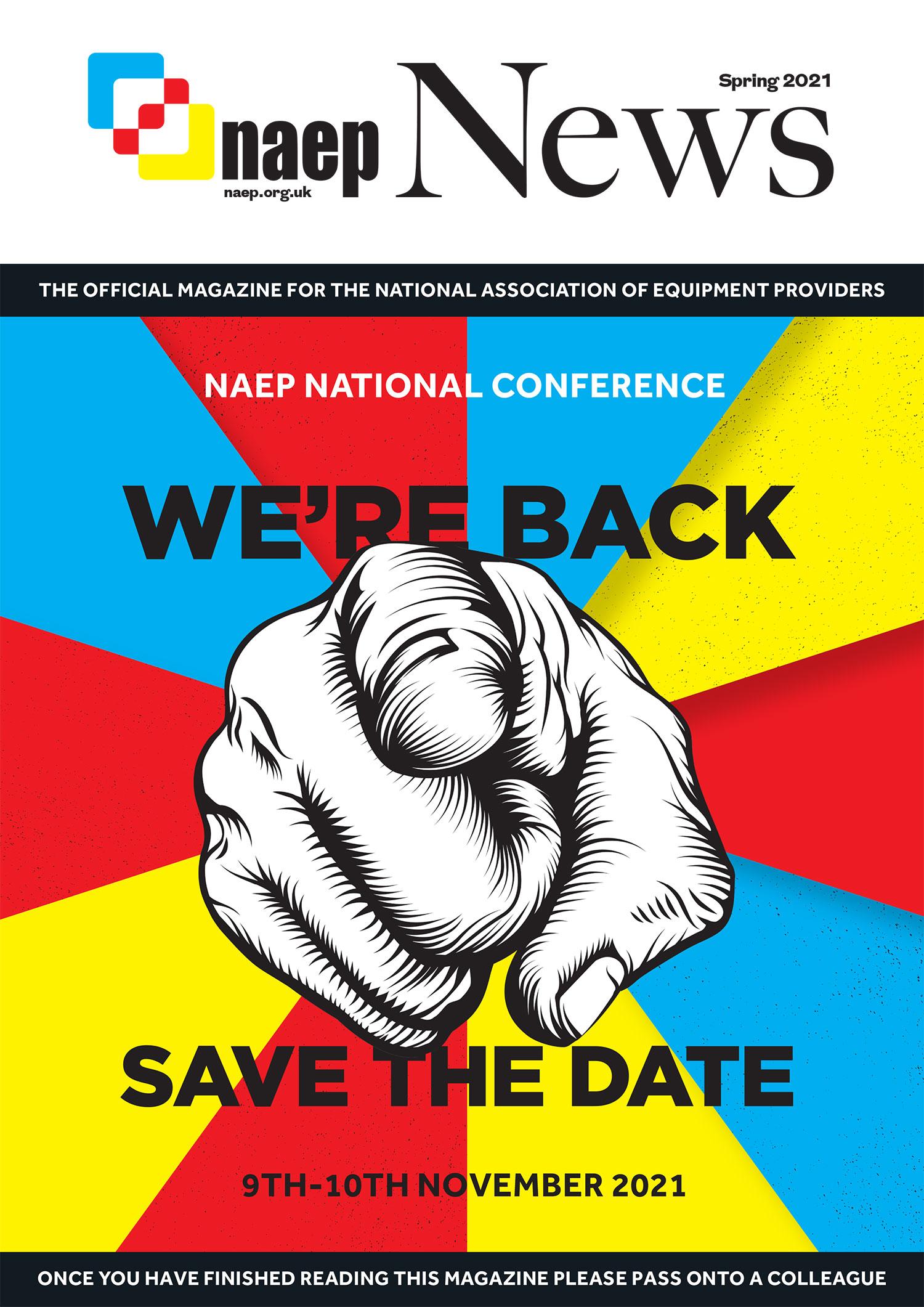 NAEP News Spring 2021