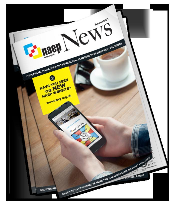 NAEP News - Summer 2021
