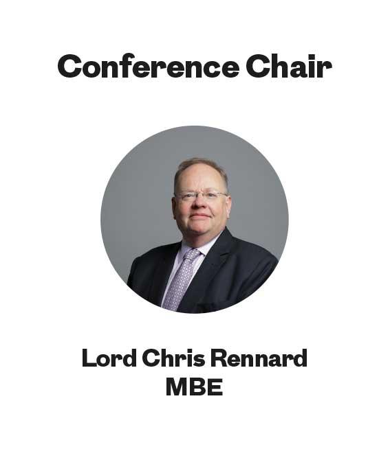 Lord Chris Rennard MBE