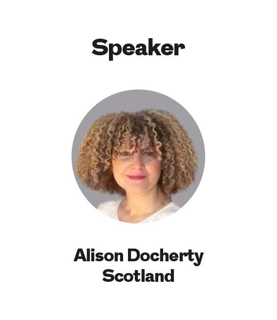 Alison Docherty Scotland